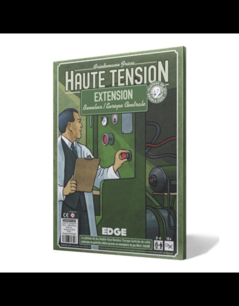 EDGE Haute Tension : Benelux & Europe Centrale [français]