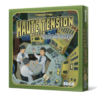 EDGE Haute Tension - Le jeu de cartes [French]
