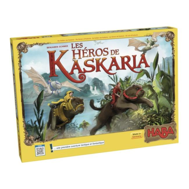 Haba Héros de Kaskaria (les) [français]