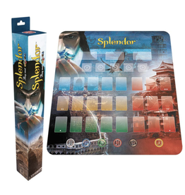 Space Cowboys Splendor : Tapis de jeu (Playmat) [multilingue]