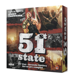 EDGE 51st State (Seconde Édition) [français]