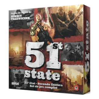 EDGE 51st State (Seconde Édition) [French]