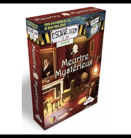 Identity Games International Escape Room : Meurtre Mystérieux [français]