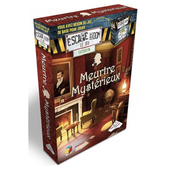 Identity Games International Escape Room - Le jeu : Meurtre Mystérieux [French]