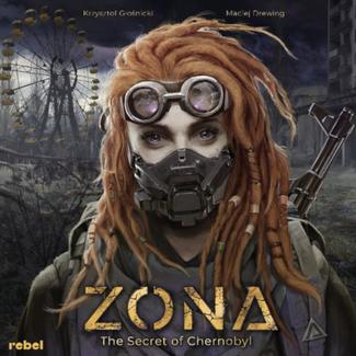 Rebel Games Zona - The Secret of Chernobyl [anglais]