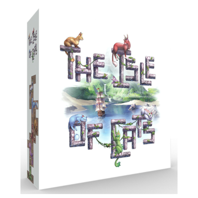 City of Games Isle of Cats (the) [anglais]