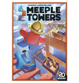 WizKids Meeple Towers [anglais]