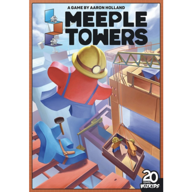 WizKids Meeple Towers [English]
