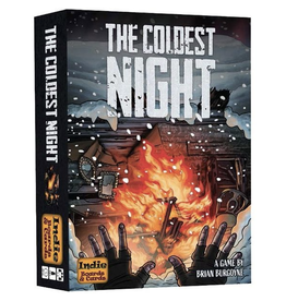Indie Boards & Cards Coldest Night (the) [anglais]