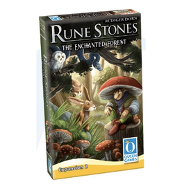 Queen Games Rune Stones: The Enchanted Forest [multilingue]
