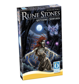 Queen Games Rune Stones: Nocturnal Creatures [multilingue]