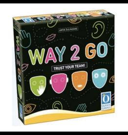 Queen Games Way 2 Go [multilingue]