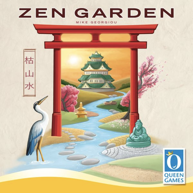 Queen Games Zen Garden [multilingue]