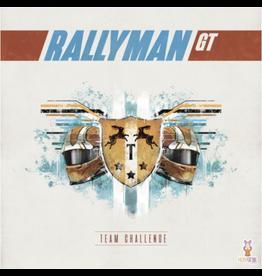 Holy Grail Games Rallyman - GT : Team Challenge [français]