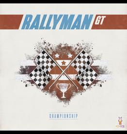 Holy Grail Games Rallyman - GT : Championship [français]