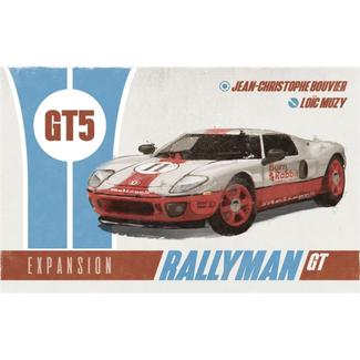 Holy Grail Games Rallyman - GT : GT5 [français]