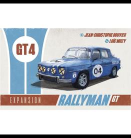 Holy Grail Games Rallyman - GT : GT4 [français]