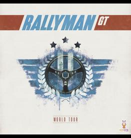 Holy Grail Games Rallyman - GT : World Tour [français]