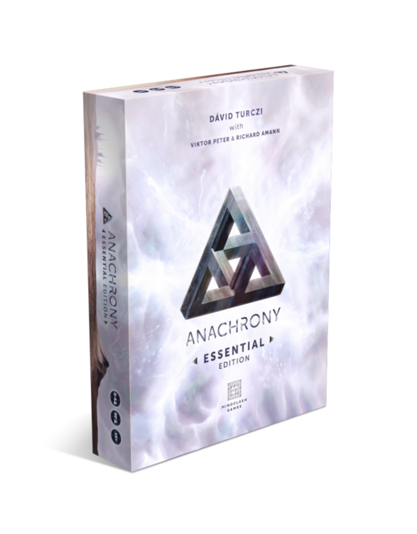 Mindclash Games Anachrony - Essential Edition [anglais]