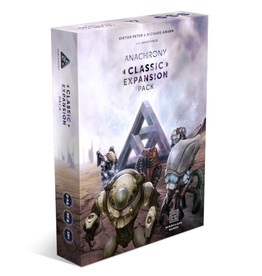 Mindclash Games Anachrony: Classic Expension [anglais]