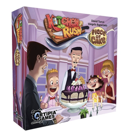 Geek Attitude Games Kitchen Rush : Piece of Cake [français]