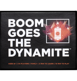 Ok2Win Boom Goes the Dynamite [anglais]