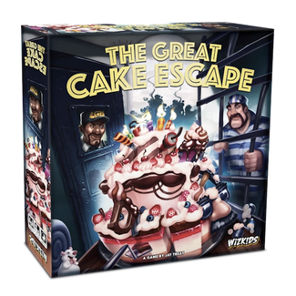 WizKids Great Cake Escape (the) [anglais]