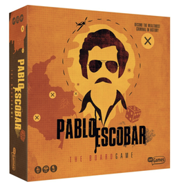 Just Games Pablo Escobar - The Board Game [multilingue]