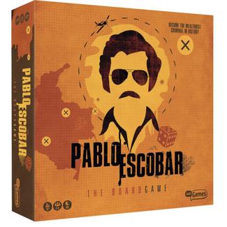 Just Games Pablo Escobar - The Board Game [Multi]