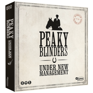 Just Games Peaky Blinders - Under New Management [Multi]