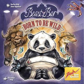 Zoch Zum Spielen Beasty Bar - Born to be Wild [anglais]