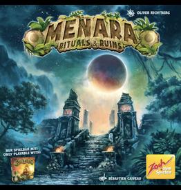 Zoch Zum Spielen Menara : Rituals & Ruins [multilingue]