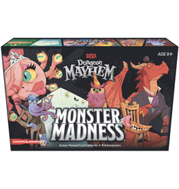 Wizard of the Coast Dungeon Mayhem - Monster Madness [anglais]