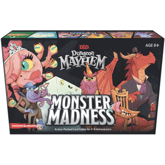 Wizard of the Coast Dungeon Mayhem - Monster Madness [English]