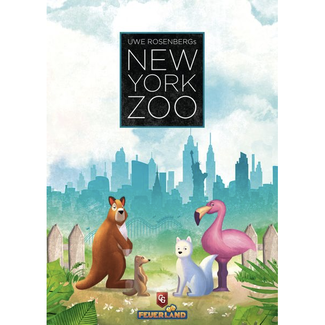 Capstone Games New York Zoo [English]