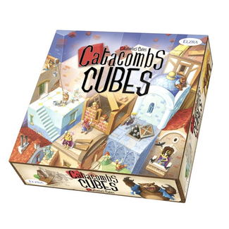 Elzera Catacombs - Cubes [English]
