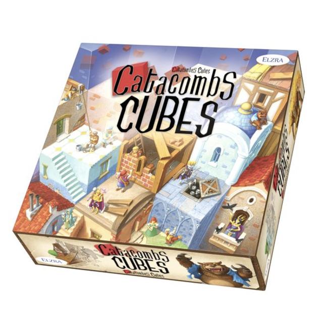 Elzera Catacombs - Cubes [English]