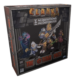 Renegade Game Studios Clank! - Legacy Acquisitions INC : The C Team [anglais]