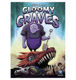 Renegade Game Studios Gloomy Graves [anglais]