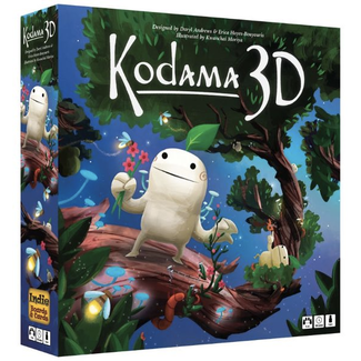 Indie Boards & Cards Kodama 3D [anglais]