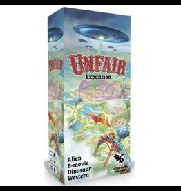 CMON Unfair : Alien B-movie Dinosaur Western (ABDW) [anglais]