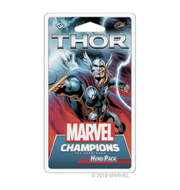Fantasy Flight Games Marvel Champions - The Card Game (LCG) : Thor - Hero Pack [anglais]