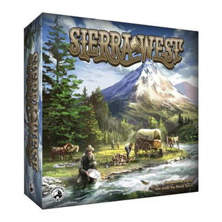 Pixie Games Sierra West [French]