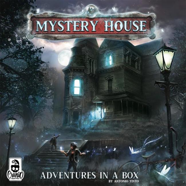 Cranio Creations Mystery House [English]