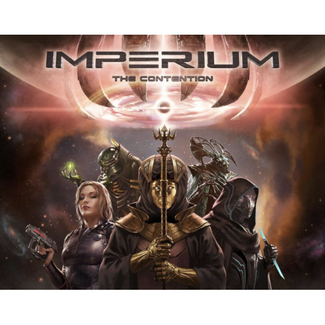 Contention Games Imperium - The Contention - Deluxe Edition [English]