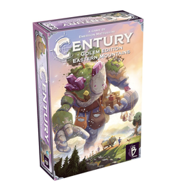 Plan B Century - Golem Edition - Eastern Mountains [multilingue]