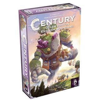 Plan B Century - Édition Golem - Montagnes orientales [multilingue]