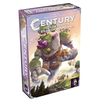 Plan B Century - Golem Edition - Eastern Mountains [Multi]