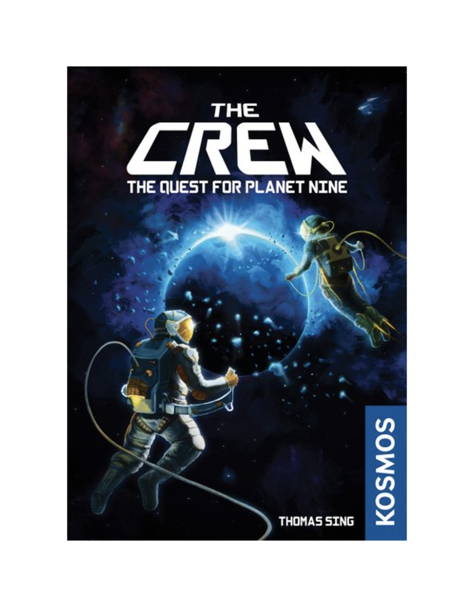 Kosmos Crew (the) - The Quest for Planet Nine [anglais]