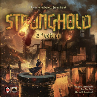 Stronghold Games Stronghold - 2nd edition [English]